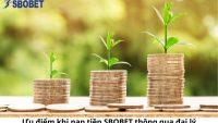 Nạp tiền SBOBET | Nạp tiền SBOBET qua đại lý uy tín Việt Nam